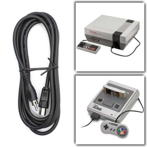 Super Nintendo Aerial Cable - NES RF / SNES RF - Gaming Outlet