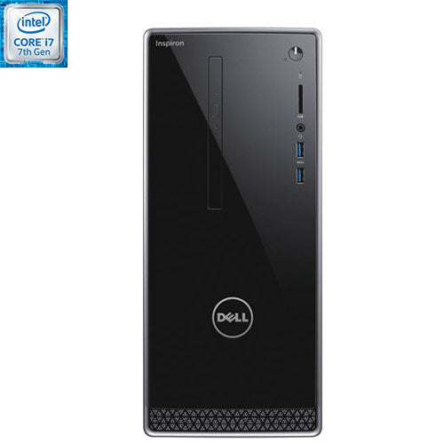 Dell - Desktop - Intel Core i7 I7-7700