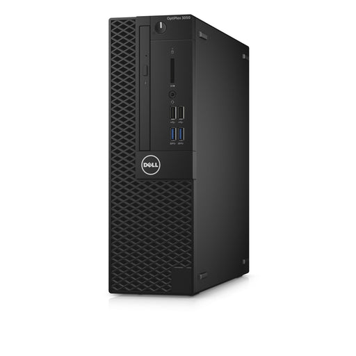 Dell OptiPlex - Small form factor - Intel Core i3 I3-7100 / 3.9 GHz