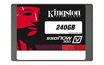 Kingston - 240 GB - 2.5""