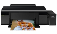 Epson EcoTank L805 - Photo printer - Ink-jet