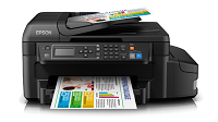 Epson L655 - Multifuncion printer - hasta 20 ppm (mono)