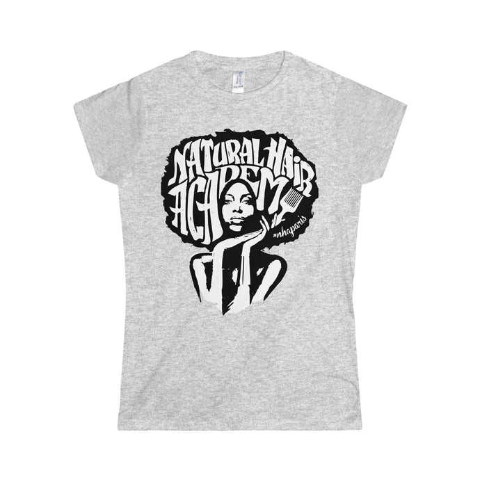 T-shirt Col Rond - Natural Hair Academy