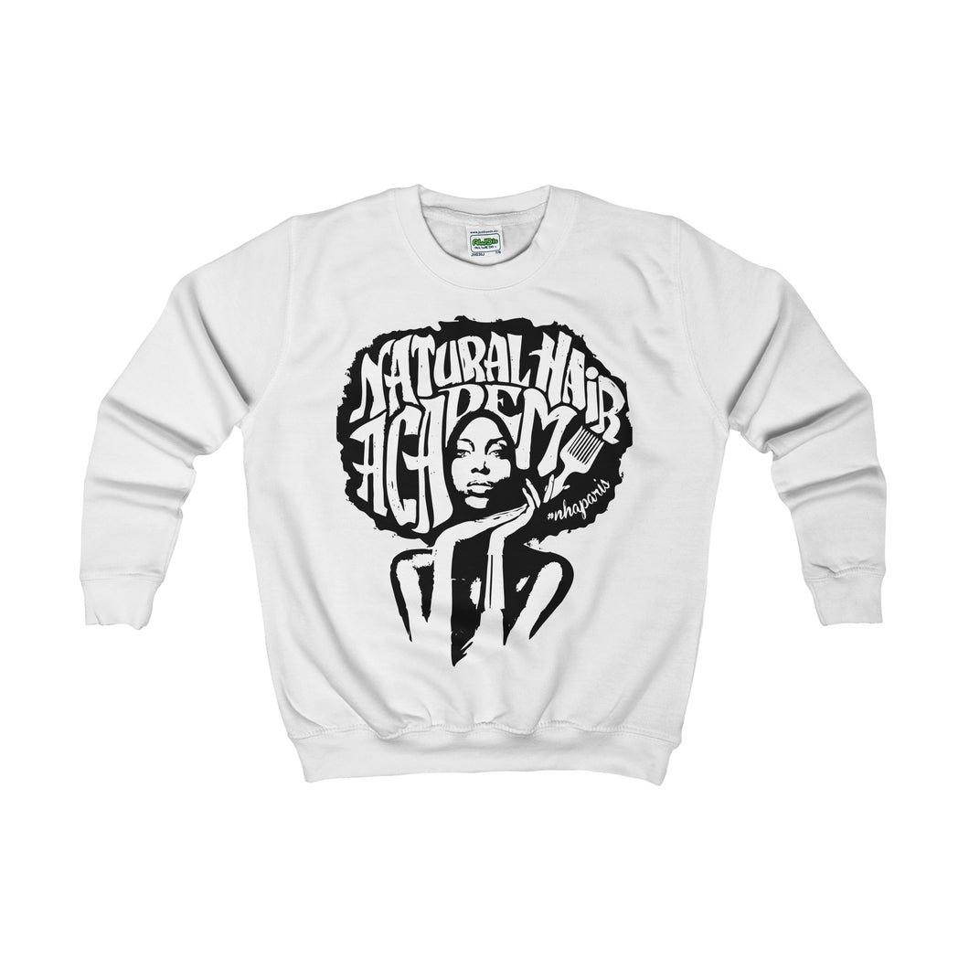 Sweatshirt Kids - Natural Hair Academy