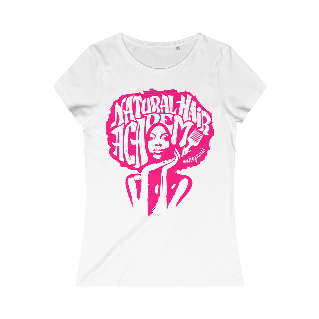 T-shirt 100% coton bio - Natural Hair Academy