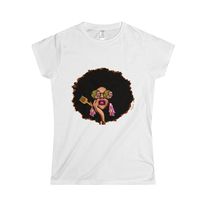 T-shirt Col Rond - Ohlala