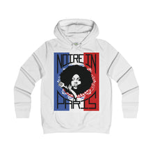 Sweatshirt à capuche - Noire In Paris