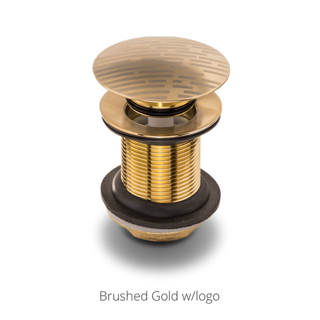 Brass Pop-up Drains