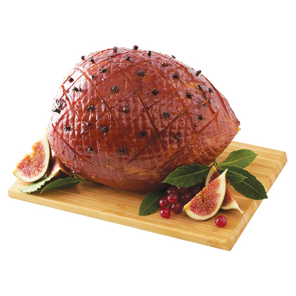 Roasted Honey-Glazed Gammon Ham