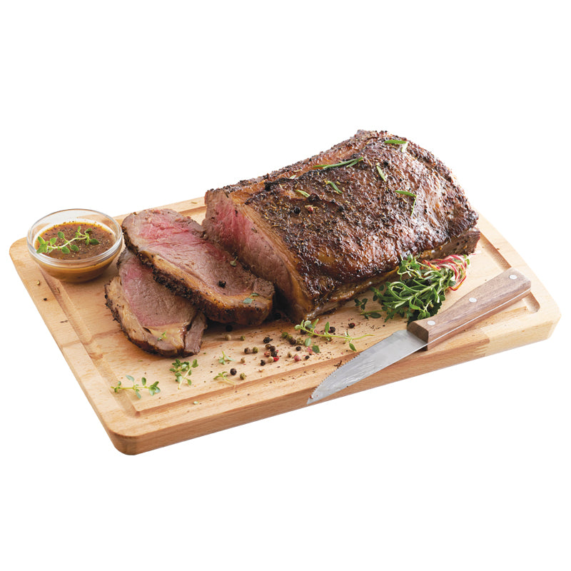 Roasted Prime Sirloin of Beef