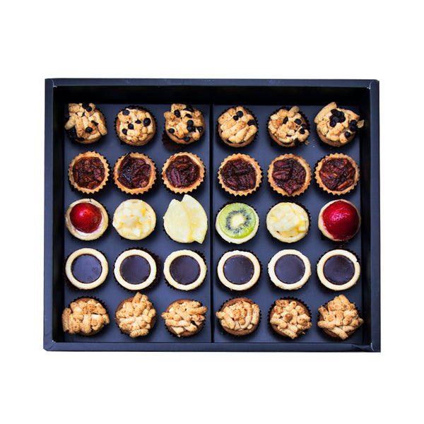 Assorted Sweet Tartlets (30pcs)