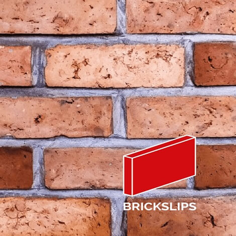 Leamington Spa Pressed Machine Edge Brick slips, Image