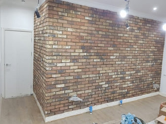 Feature Corner Wall