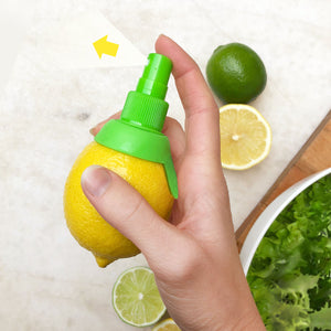 Presse citron spray de poche