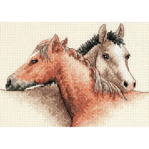 Dimensions Mini Counted Cross Stitch Kit