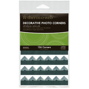 *Pre-Order* Thermoweb Decorative Photo Corners 126/Pkg