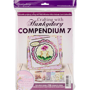 *Pre-Order* Hunkydory Project Magazine - Compendium 7