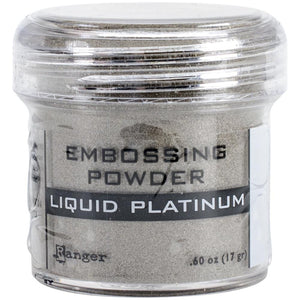 Ranger - Embossing Powder - Liquid Platinum (EPJ37484)