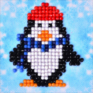 Diamond Dotz Art Kit - Penguin Waddle