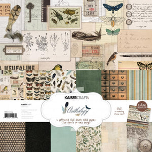 Kaisercraft Anthology Collection - Collection Pack 12x12""