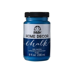 Plaid / Folkart - Home Decor Chalk Ultra - Matte Paint (8oz) - Nautical
