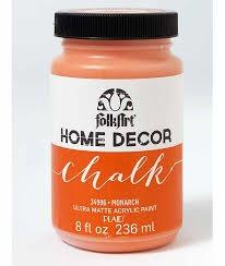 Plaid / Folkart - Home Decor Chalk Ultra - Matte Paint (8oz) - Monarch
