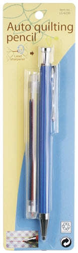 Birch - Quilting / Marking Pencil - Blue with Refills