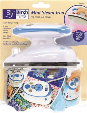 Birch - Mini Travel Steam Iron