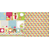 BoBunny - Toy Box Scrapbooking/Cardmaking Kit