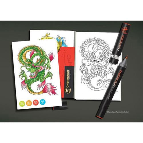 Chameleon Color Cards - Tattoo