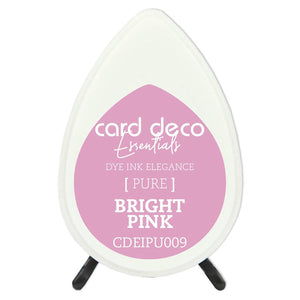 Card Deco Essentials Fade-Resistant Dye Ink Bright Pink | Couture Creations
