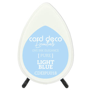 Card Deco Essentials Fade-Resistant Dye Ink Light Blue | Couture Creations