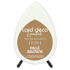 Card Deco Essentials Fade-Resistant Dye Ink Pale Brown | Couture Creations