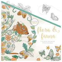 Kaisercolour Flora & Fauna Colouring Book
