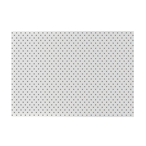 Couture Creations A4 Embossing folder - Bigger is Better Collection - Swiss Dots