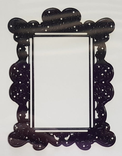 Couture Creations The Van Roe Collection - Ornate Rectangle