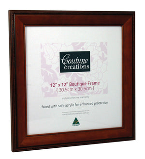Boutique Frame - Royal Belmont (12 x 12in)