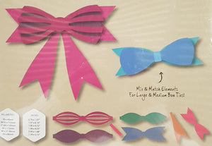 Couture Creations Decorations Collection - Bow Ties