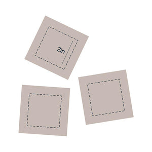 Die - QU - Quilting Square 2in