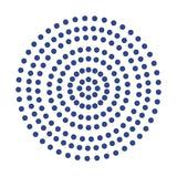 Adhesive Pearls - Midnight Blue (3mm - 206pcs)