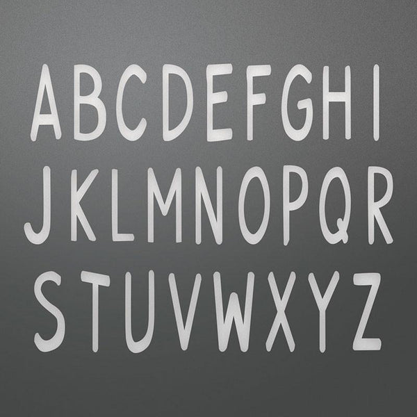 Die - AN - Smooth Uppercase