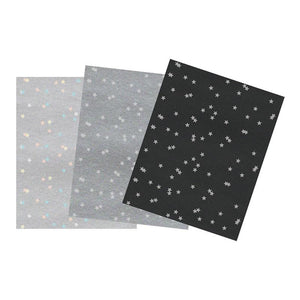 Specialty Paper - BM - Twinkle Paper A4 Sheets (210gsm - 6pc)
