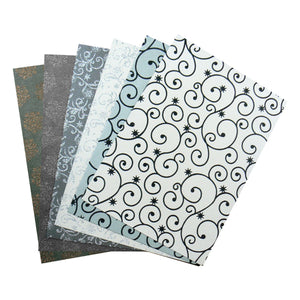Specialty Paper - BM - Luxury Paper A4 Sheets (210gsm - 6pc)