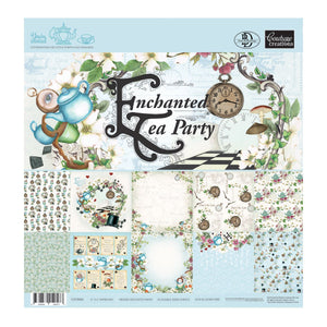 Paper Pad - ET - Enchanted Tea Party 6x6 (24 dbl sheets)