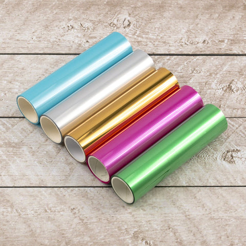 Go Press & Foil - Foil Me 5 Pack (125mm x 5m - 5pc)