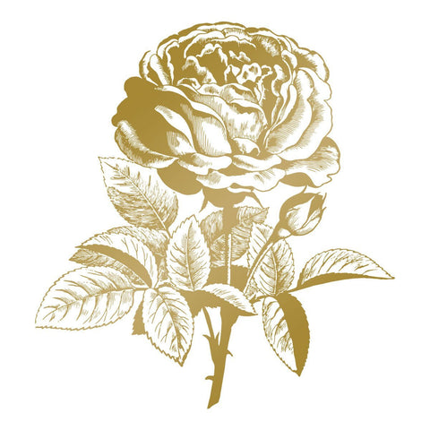 Hotfoil Stamp - AG - Classic Rose