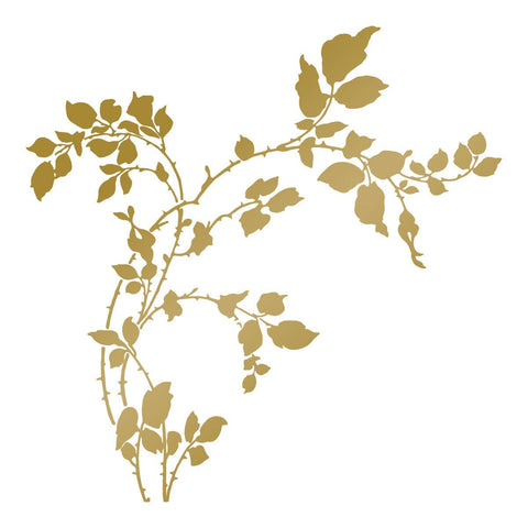 Hotfoil Stamp - AG - Thorny Branches