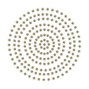 Couture Creations - Deep Gold - 2mm (424 pieces)