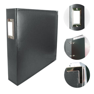 Album - Classic Superior Leather Album Black