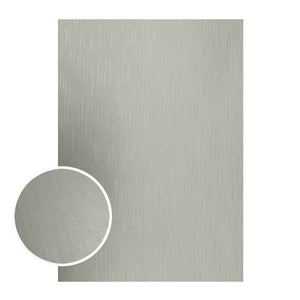 Couture Creations A4 Mirror Board - Matte silver lines (210gsm | 10pc)